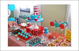 Baked party treats
